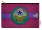 Star Of Venice Carry-all Pouch