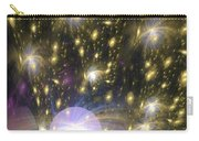 Star Particles Carry-all Pouch