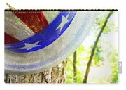 Star Spangled Hat Carry-all Pouch