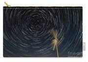 Star Trail In Hays, Ks Carry-all Pouch