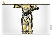 Star Wars C-3po Droid Tee Carry-all Pouch