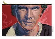 Star Wars Han Solo Pop Art Portrait Carry-all Pouch