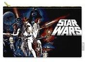 Star Wars Movie Poster Carry-all Pouch