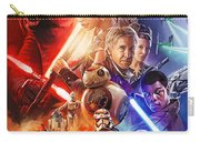 Star Wars The Force Awakens Artwork Carry-all Pouch