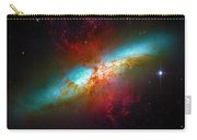 Starburst Galaxy M82 Carry-all Pouch