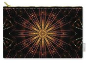 Starburst Sand Painting Carry-all Pouch