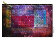 Stardust Periodic Table Carry-all Pouch
