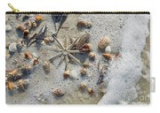 Starfish And Sea Shells Carry-all Pouch