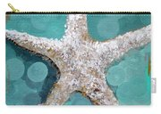 Starfish Goldie Carry-all Pouch by Kristen Abrahamson