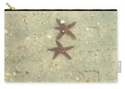 Starfish In Love Carry-all Pouch