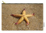 Starfish Carry-all Pouch by Mamie Thornbrue