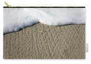 Starfish On The Beach Carry-all Pouch