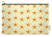 Starfish Pattern. Carry-all Pouch