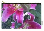 Stargazer Lilies II Carry-all Pouch