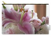 Stargazer Oriental Lilly Carry-all Pouch