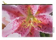Stargazer Stained Glass Carry-all Pouch