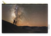 Stargazers Under The Night Sky Carry-all Pouch