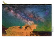 Stargazing Bull Carry-all Pouch