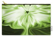 Starlight Angel - Green Carry-all Pouch