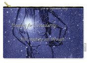 Starlight Of Space And Time 4 Carry-all Pouch