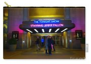 Starring Jimmy Fallon Carry-all Pouch