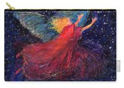 Starry Angel Carry-all Pouch
