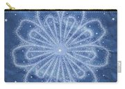 Starry Kaleidoscope Carry-all Pouch