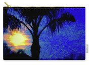 Starry Night At Casapaz Carry-all Pouch