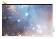 Starry Night Over A Mountain Lake Fantasy Carry-all Pouch