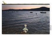 Starry Sky Over Lake Tahoe Carry-all Pouch