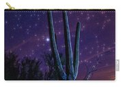 Starry Starry Sonoran Skies  Carry-all Pouch