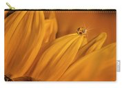Starry Sunflower Carry-all Pouch