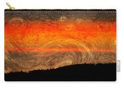 Starry Sunset Carry-all Pouch