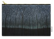 Starry Trees Carry-all Pouch