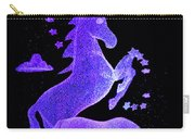 Starry Unicorns Carry-all Pouch