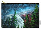 Stars And Moon Carry-all Pouch