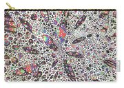 Stars Give Birth To Color Carry-all Pouch