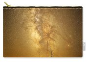 Stars Over Fishing Boat Carry-all Pouch