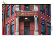 State Capital Entry  Carry-all Pouch