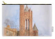 State Street Church Carry-all Pouch by Dominic White