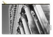 Stately Colonnade Carry-all Pouch
