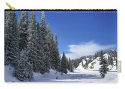 Stately Pines Carry-all Pouch
