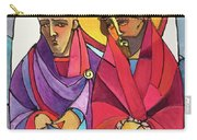 Stations Of The Cross - 01 Jesus Is Condemned To Death - Mmjcd Carry-all Pouch