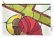 Stations Of The Cross - 07 Jesus Falls A Second Time - Mmjti Carry-all Pouch