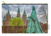 Statue At Rosenborg Castle Carry-all Pouch