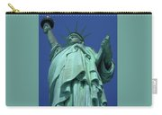 Statue Of Liberty 16 Carry-all Pouch