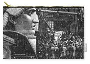 Statue Of Liberty, 1881 Carry-all Pouch