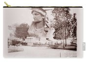 Statue Of Liberty 1883 Carry-all Pouch