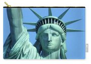 Statue Of Liberty 5 Carry-all Pouch