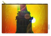 Statue Of Liberty 7 Carry-all Pouch